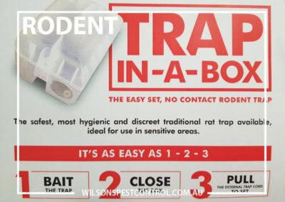 Pest Control Blacktown - Rodent Safe Traps