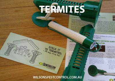 Pest Control Sydney - Termites Sentricon