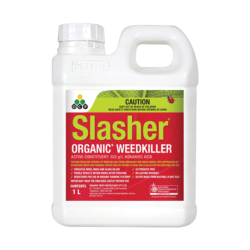 Slasher Organic Weedkiller by OPC