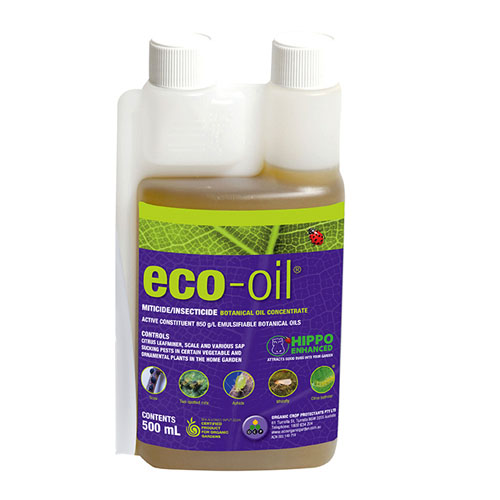 Eco Oil Delivered free with a pest service