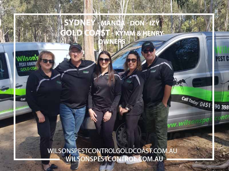 Commercial Industrial Pest Control Wilsons Pest Control - Blacktown & Gold Coast