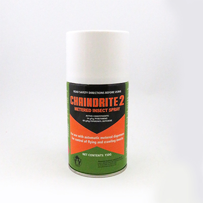 Chaindrite 2 Metered Insect Spray 150g