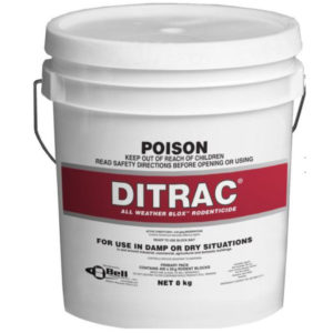 Ditrac All-Weather Blox 1.8 or 8kg Buckets Available