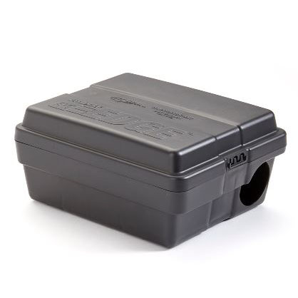 Protecta EVO Edge Rodent Bait Stations closed