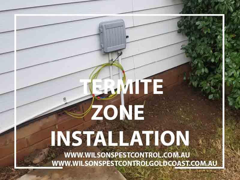 Wilsons Pest Control Termite Zone Barrier Blacktown & Holroyd