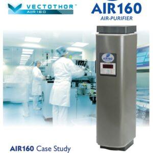 Air Purifier Vectathor, Air160 Air Treatment System